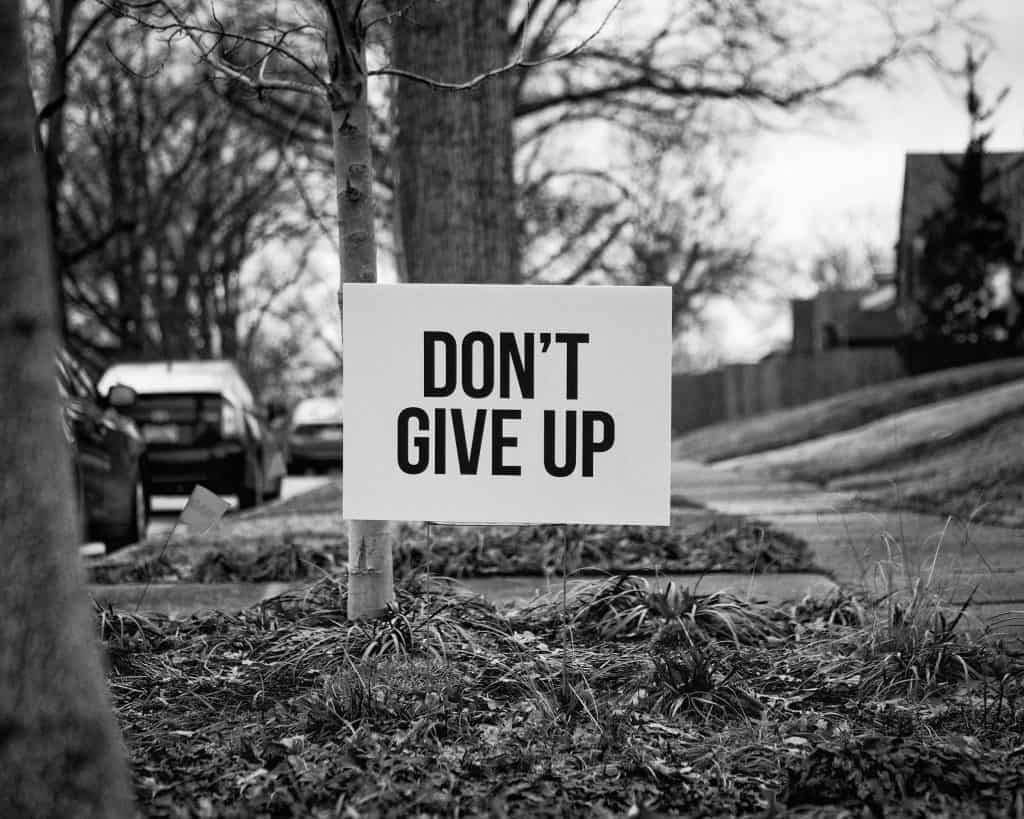 dont give up, ini cara menghilangkan gagap